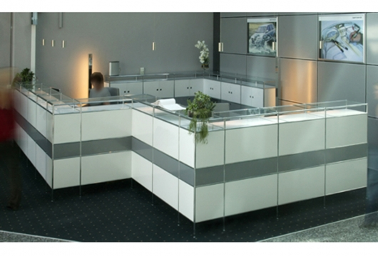 banque d 39 accueil design achat banques d 39 accueil. Black Bedroom Furniture Sets. Home Design Ideas