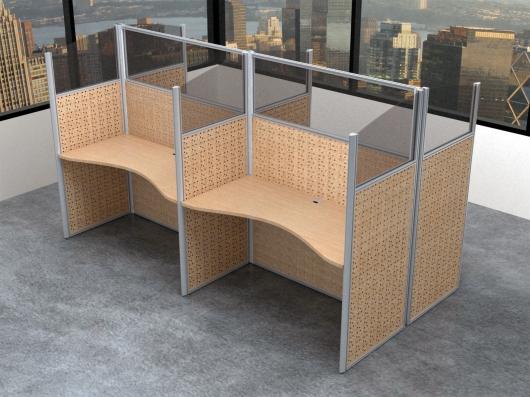 bureau call center panacoustique achat mobilier call center. Black Bedroom Furniture Sets. Home Design Ideas