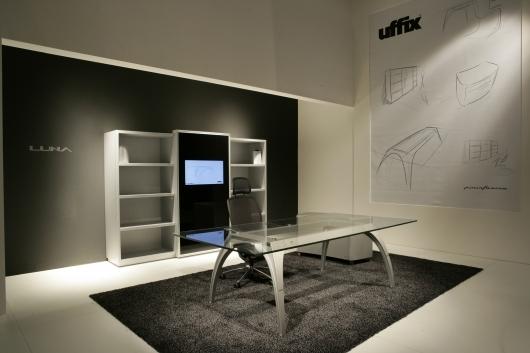bureau de luxe achat de bureau haut de gamme sur attitude bureaux. Black Bedroom Furniture Sets. Home Design Ideas