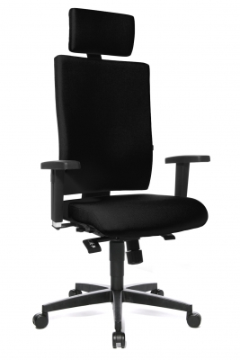 fauteuil ergonomique light star achat fauteuils ergonomiques. Black Bedroom Furniture Sets. Home Design Ideas