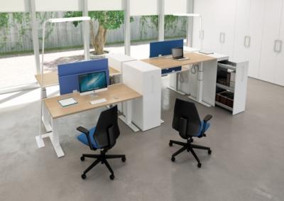 Bureau haut de gamme achat bureau réglable en hauteur électrique