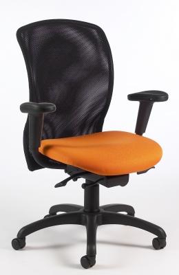 siege bureau confort achat fauteuil de bureau design sur attitude bureaux. Black Bedroom Furniture Sets. Home Design Ideas