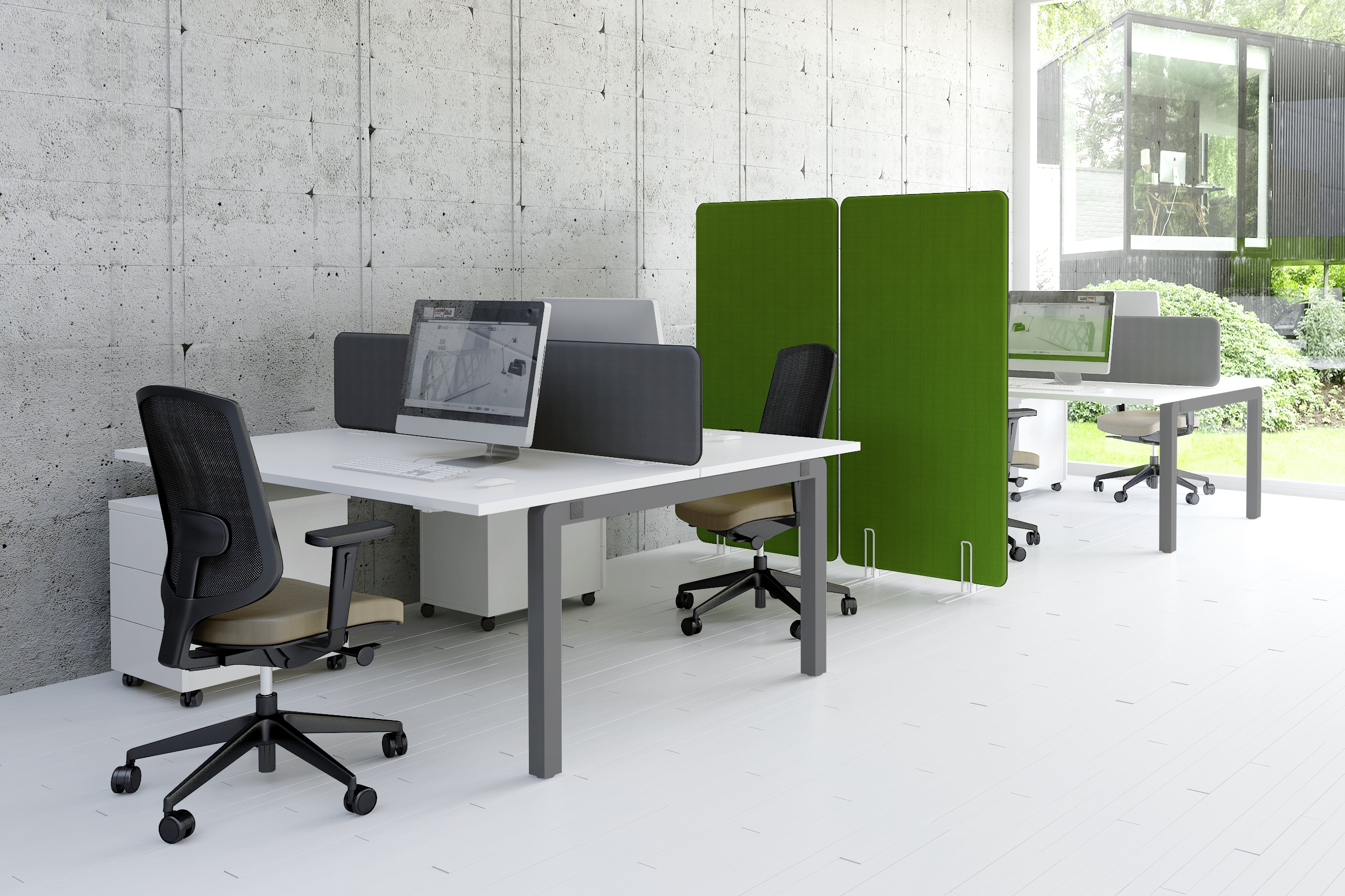 accueil attitudes bureaux. Black Bedroom Furniture Sets. Home Design Ideas