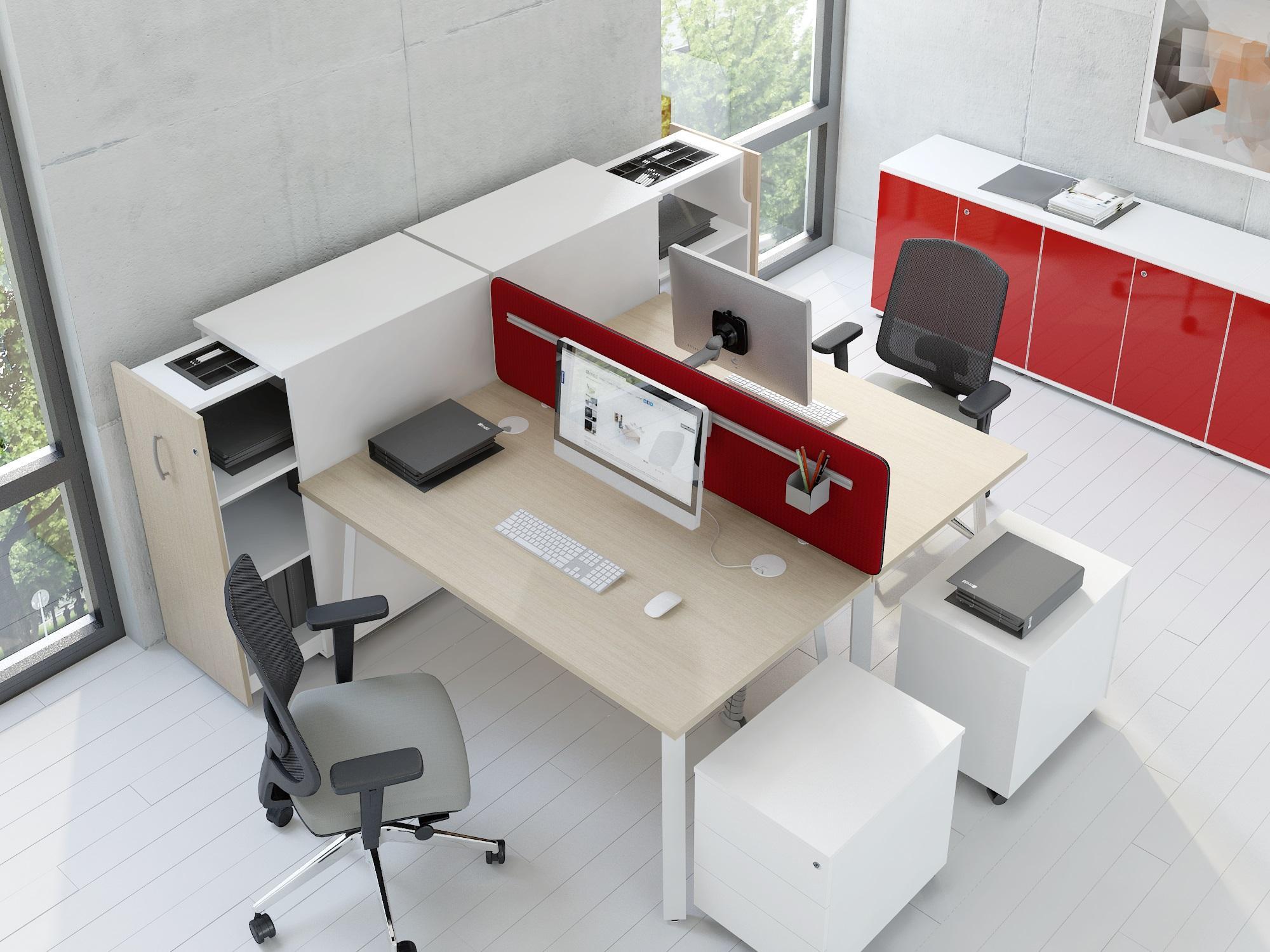 Bureaux pour open space bureau open space découvrez notre gamme