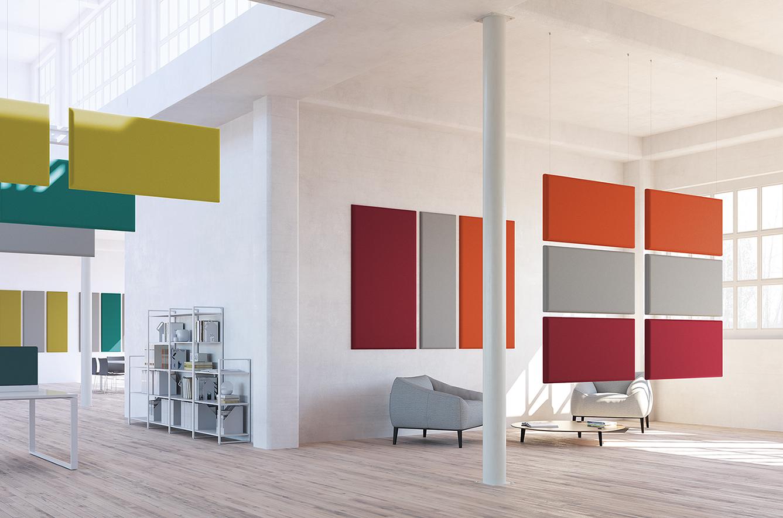 panneaux acoustiques addenda achat panneaux et cloisons acoustiques. Black Bedroom Furniture Sets. Home Design Ideas